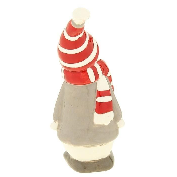 Новогодний сувенир Снеговик от Vkostume