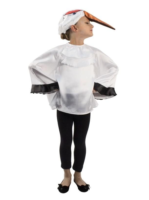 Детский костюм Аиста (28) детский костюм арбуза 28 32