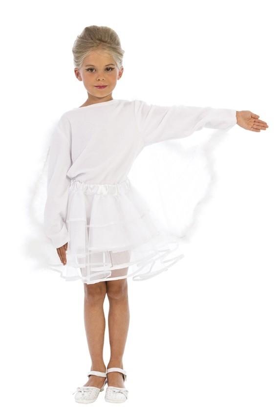 Детский костюм Изящного Лебедя (30) детский костюм сказочного клоуна 30