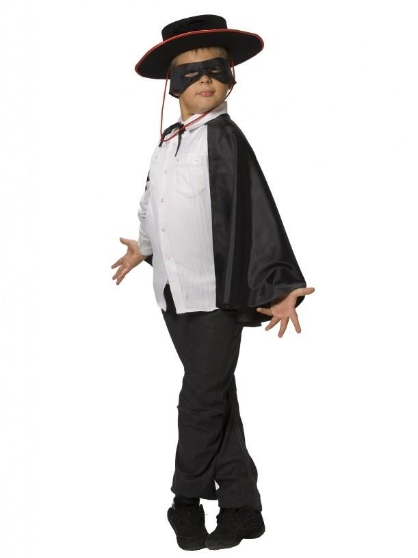 Детский костюм Зорро (30) детский костюм сказочного клоуна 30
