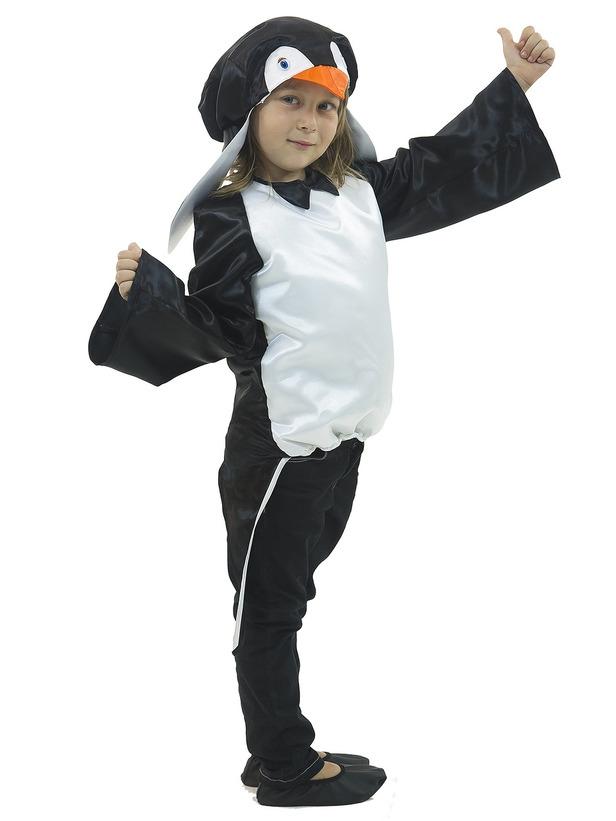 Костюм малыша-пингвина (46) - Животные и зверушки, р.46