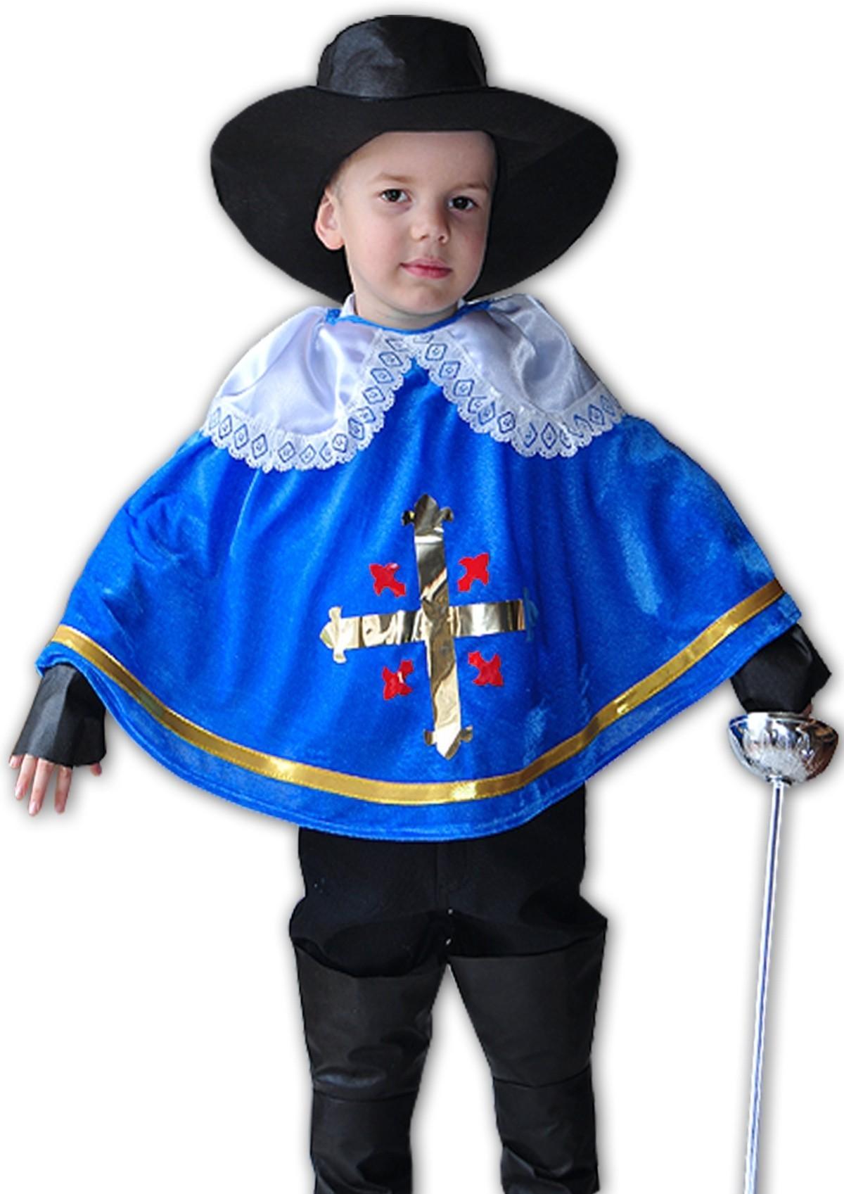 Велюровый костюм мушкетера (32) от Vkostume