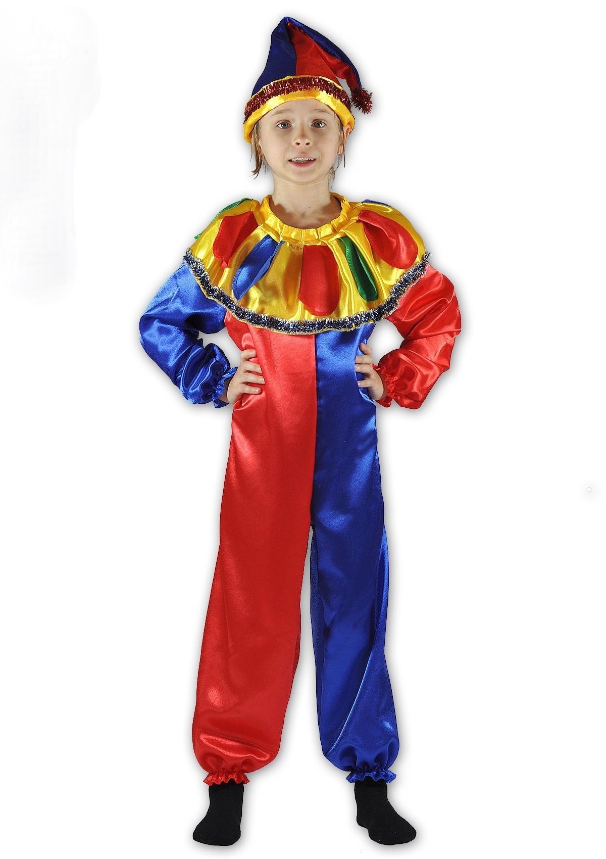 Детский костюм Петрушки (26) костюм детский belemi в тюмени