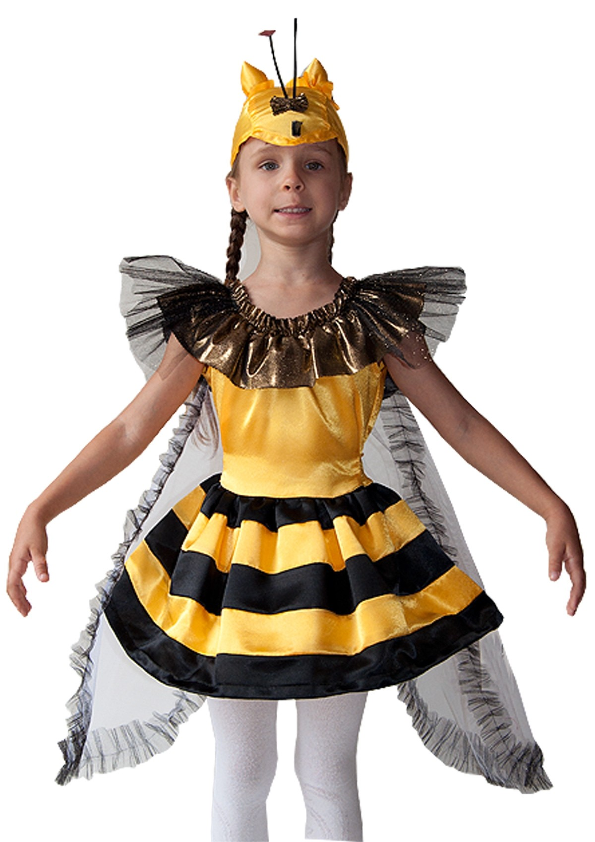 Рожки у пчелки своими руками фото 502