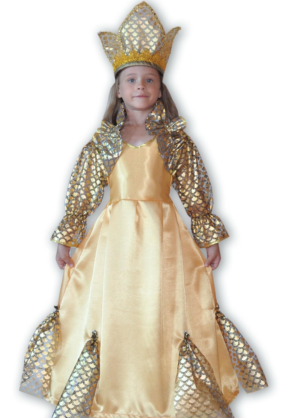 Детский костюм Золотой рыбки (28)