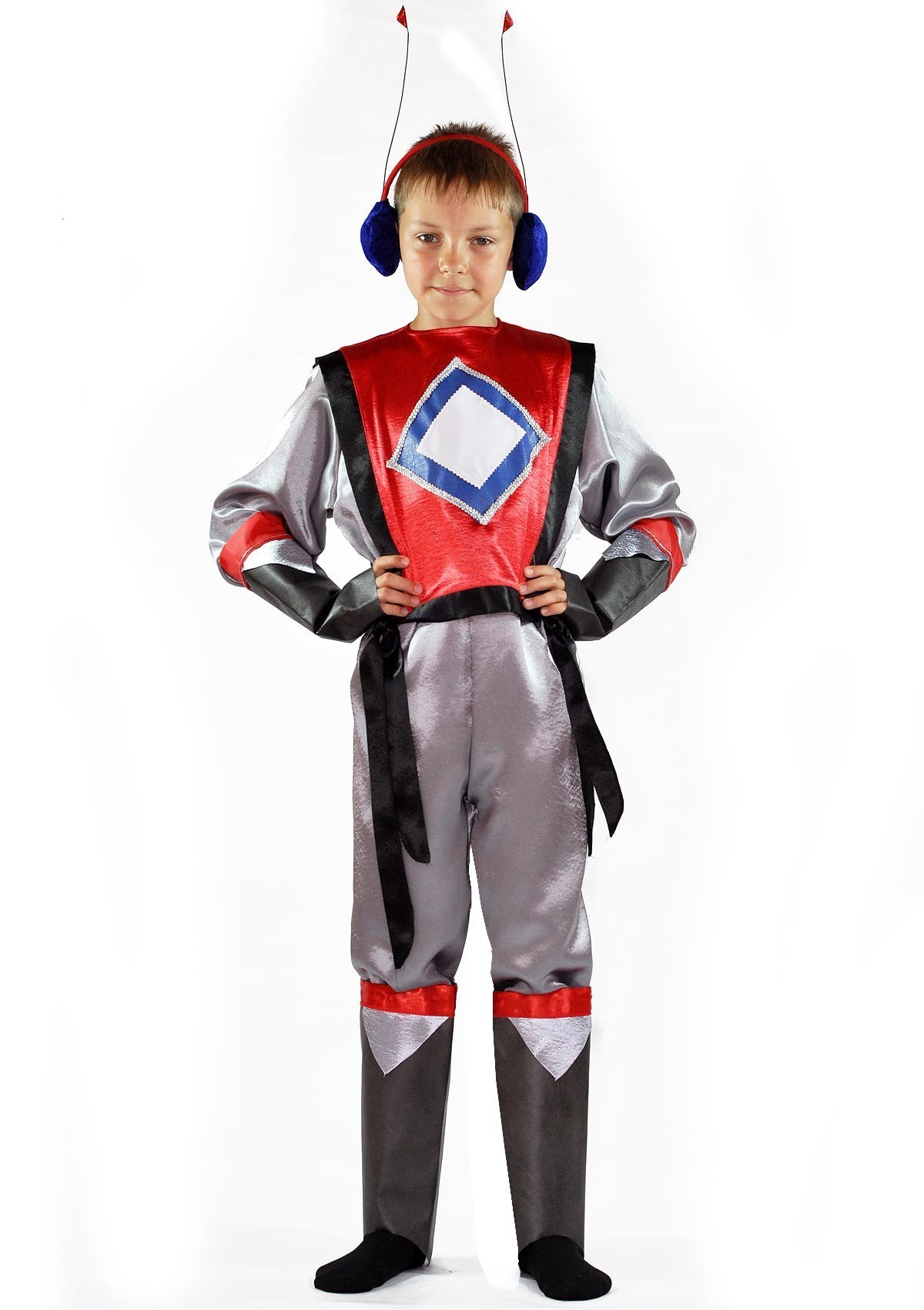 Детский костюм космического жителя (32) - Нечистая сила, р.32