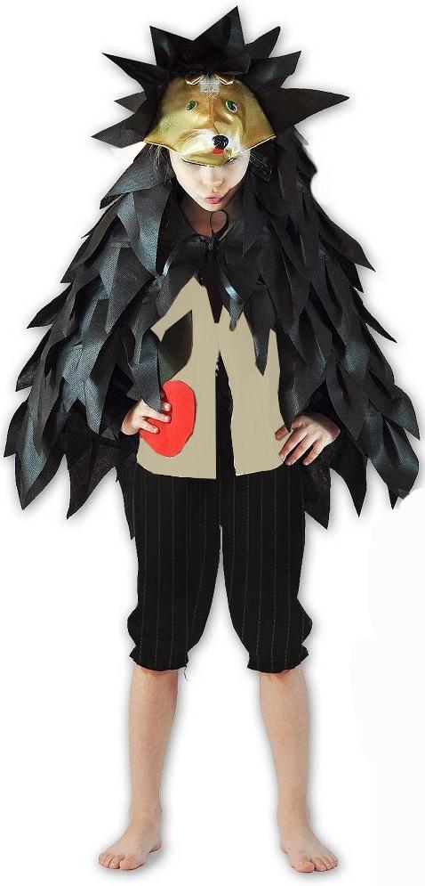 Детский костюм милого Ежика (30) костюм ежика детский 24