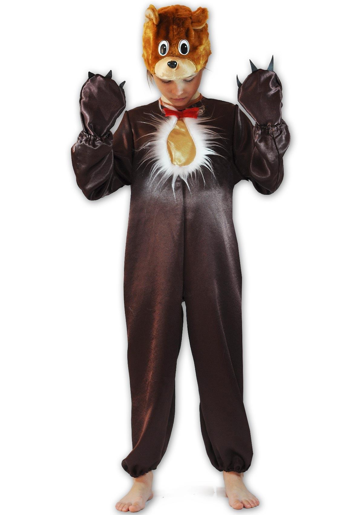 Детский костюм Медведя (28) - Сказочные герои, р.28