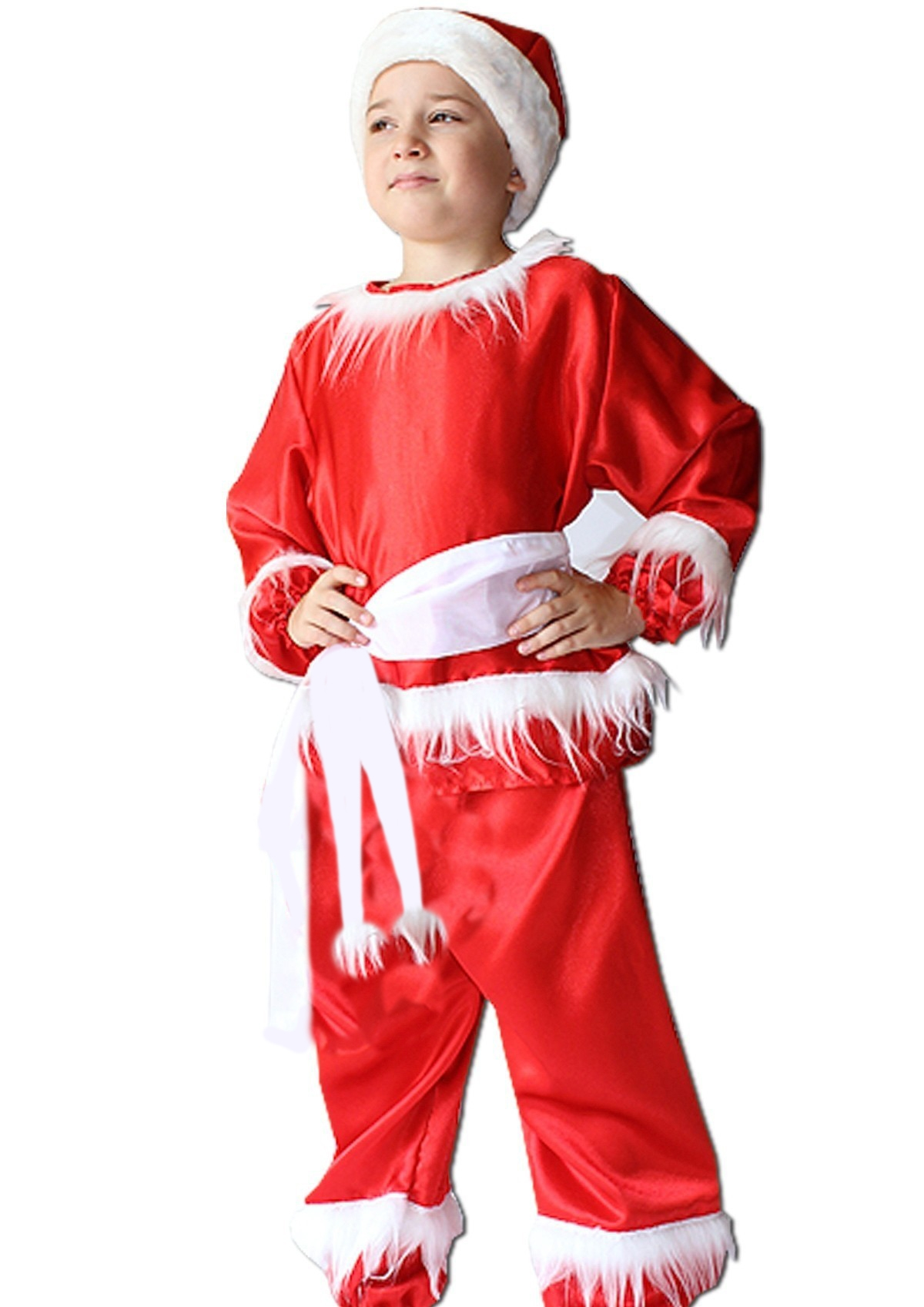 Детский костюм Морозко (26)