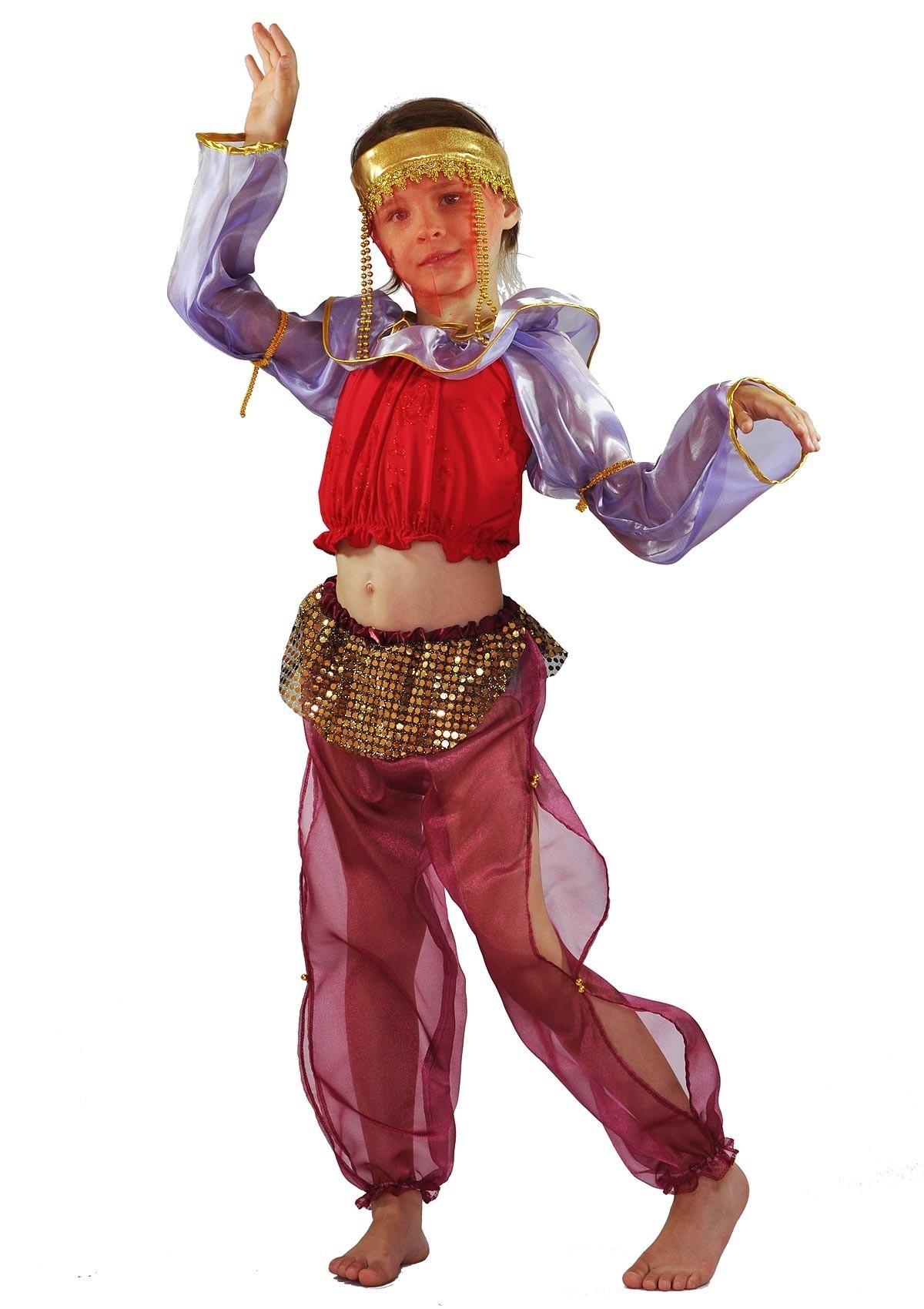 Детский костюм Восточной танцовщицы (36) где в новочебоксарске костюм восточной красавицы детский