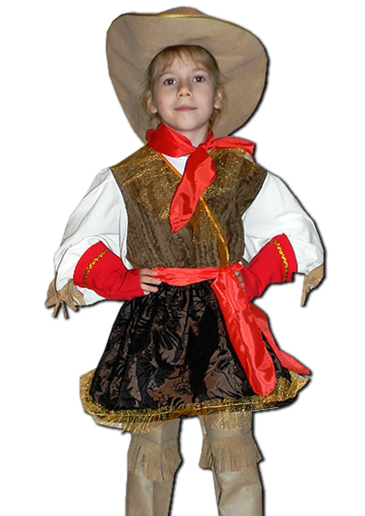 Костюм Ковбойки для девочек (32) костюм ковбойки