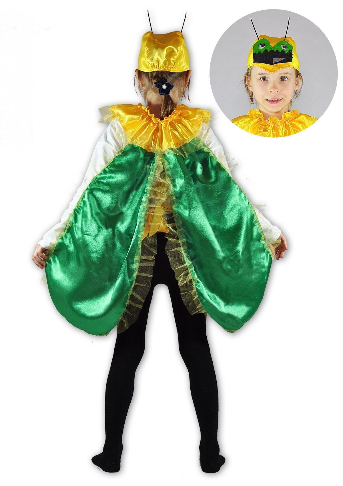 Детский костюм зеленого жука (28)