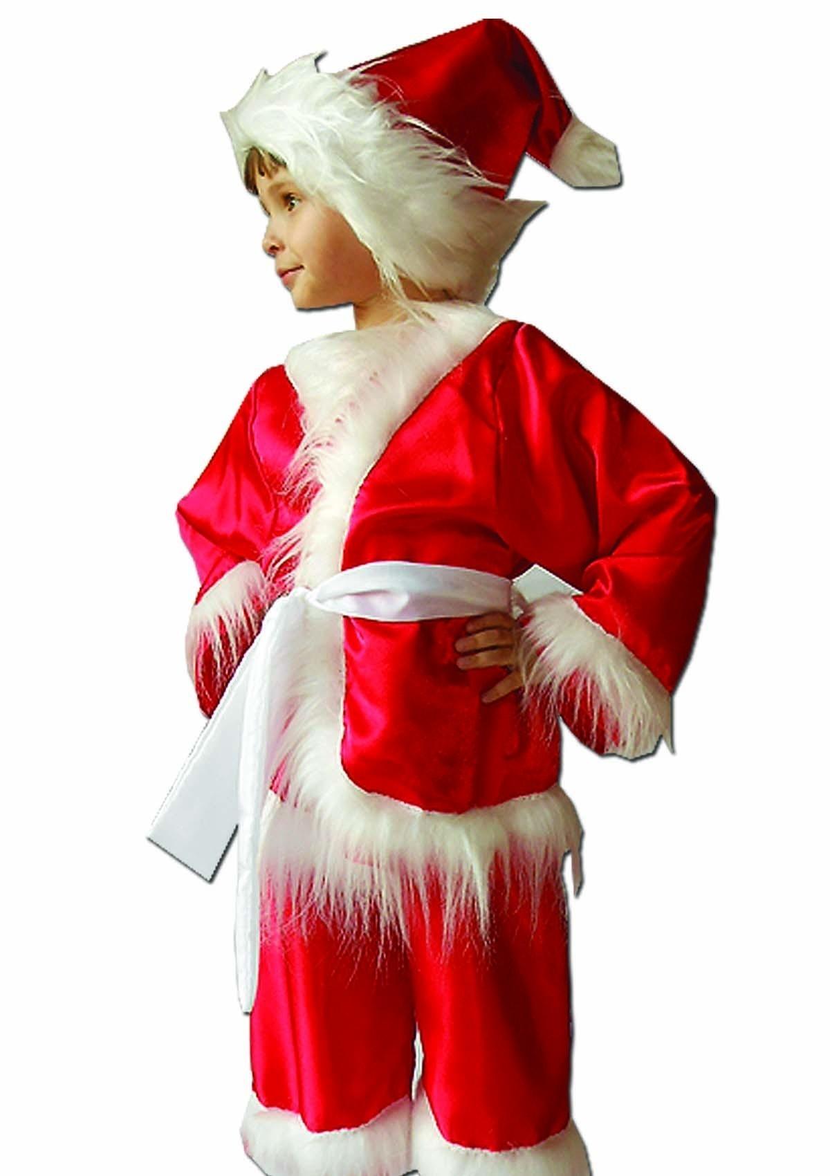 Детский костюм Санта Клауса (26)