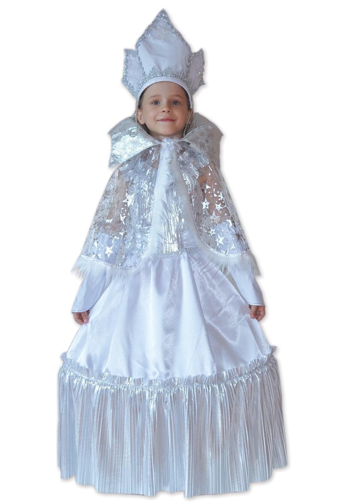 Детский костюм Снежной Королевы (30) детский костюм королевы