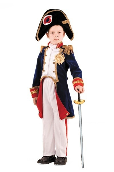 цены на Детский костюм Наполеона (40) в интернет-магазинах