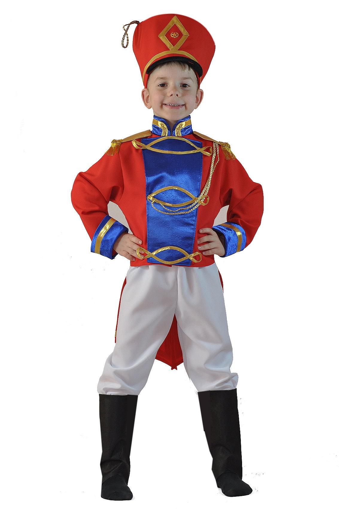 Костюм Гусара красный (30) костюм гусара детский на рост 116 в минске