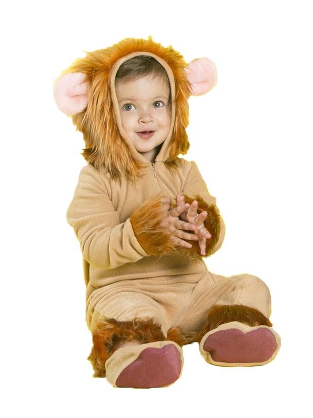 Детский костюм маленького львенка (26) - Животные и зверушки, р.26