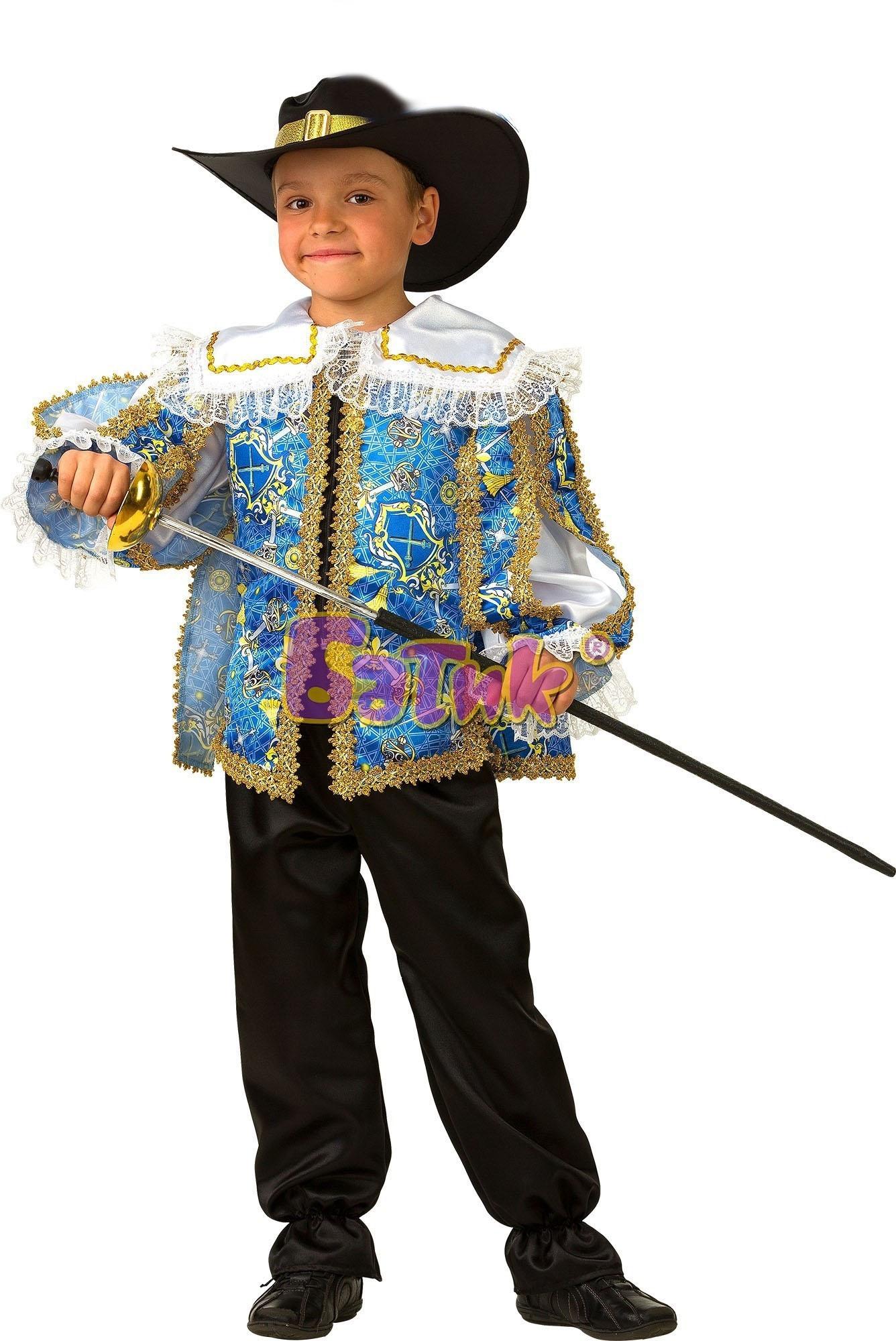 Костюм сказочного мушкетера (32) от Vkostume
