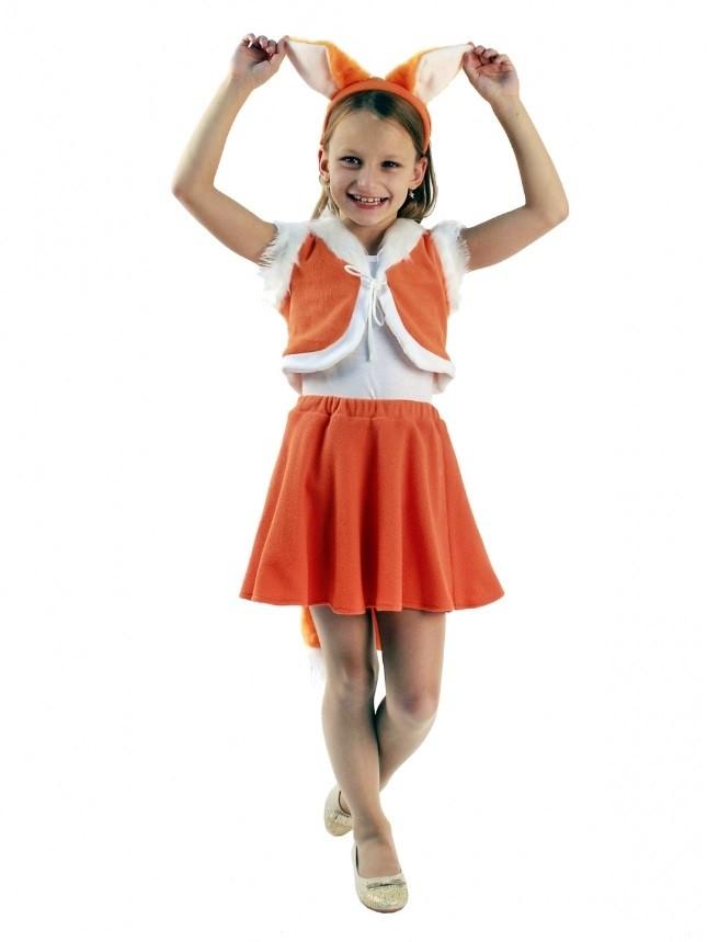 Детский костюм Лисичка (32). Производитель: Vestifica, артикул: 1640100018