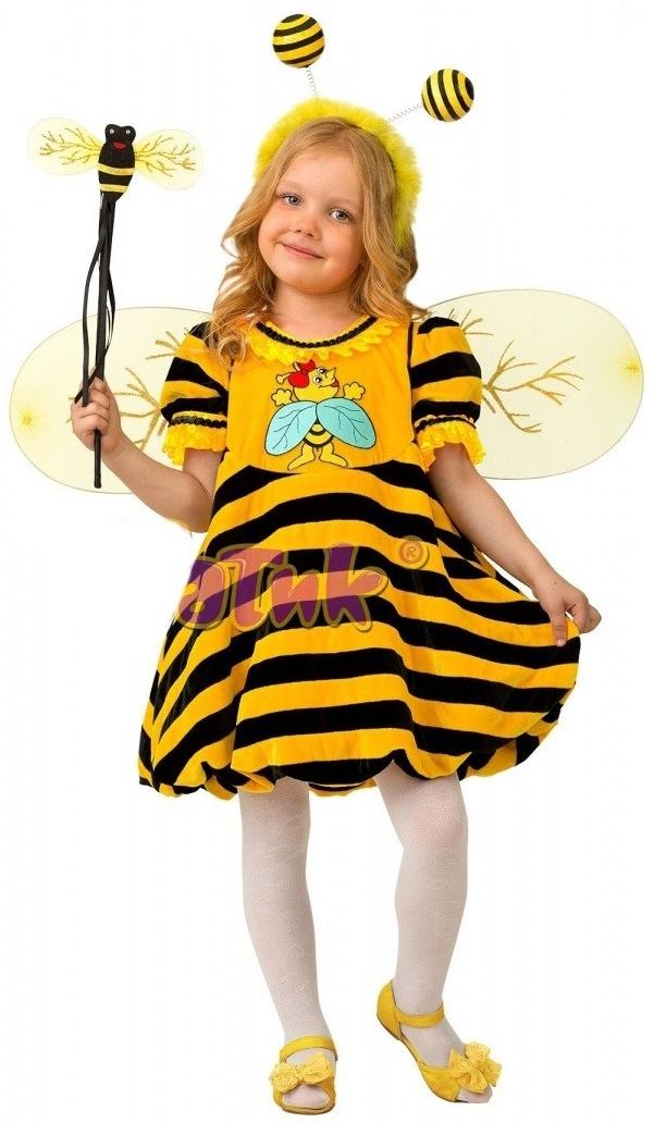 Костюм пчелки для девочек (26) вольдемар бонзельс приключения пчелки майи
