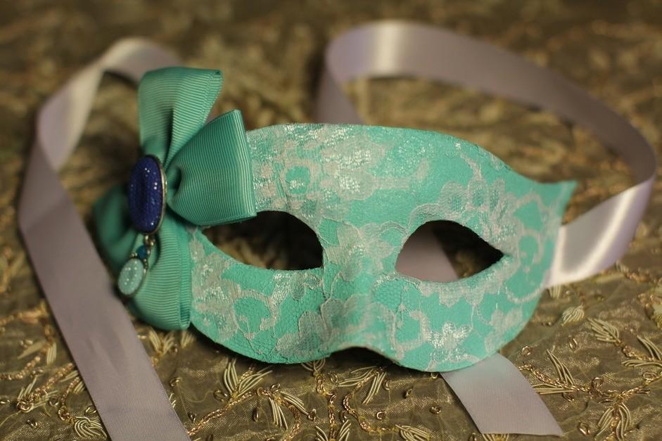 Маска на глаза Нежность (UNI) плащ и маска черепашка ниндзя uni