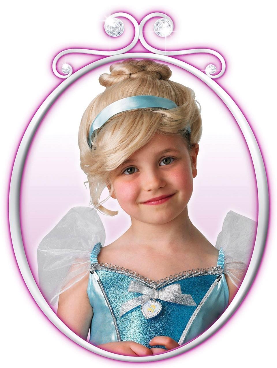 Детский парик Золушки (UNI) детский парик золушки из фильма uni