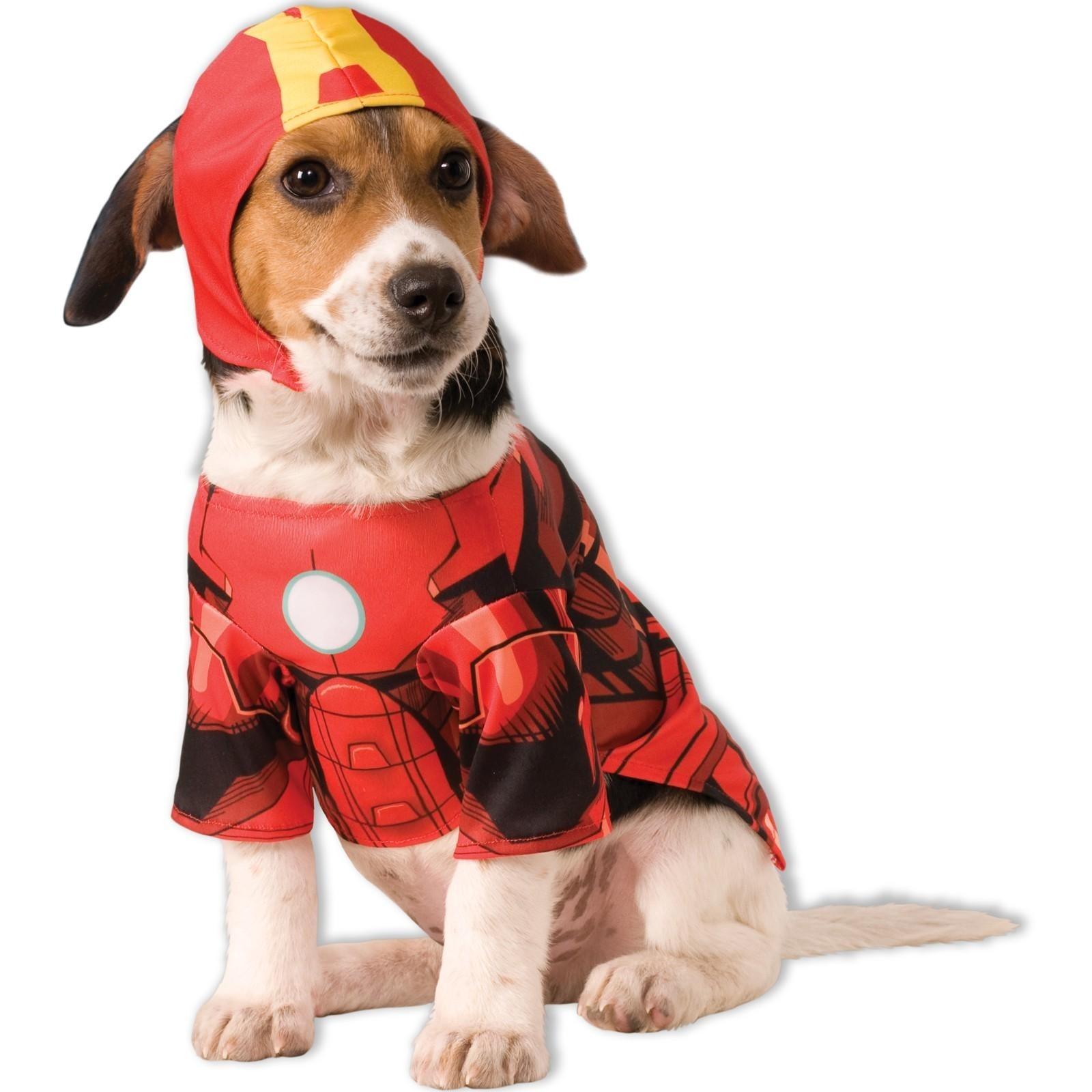 Костюм для собаки Железный Человек (L) - Киногерои