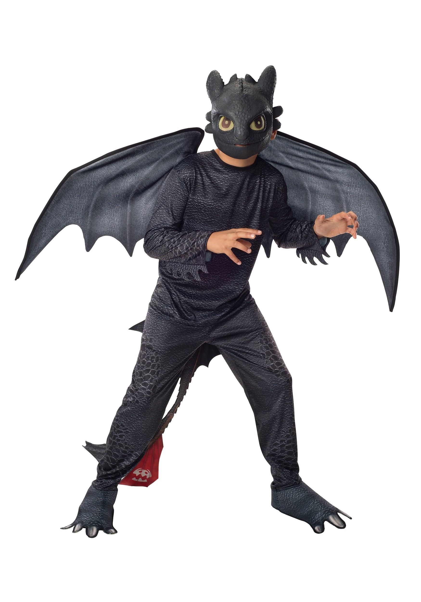 Костюм Дракона Беззубика (M) - Сказочные герои