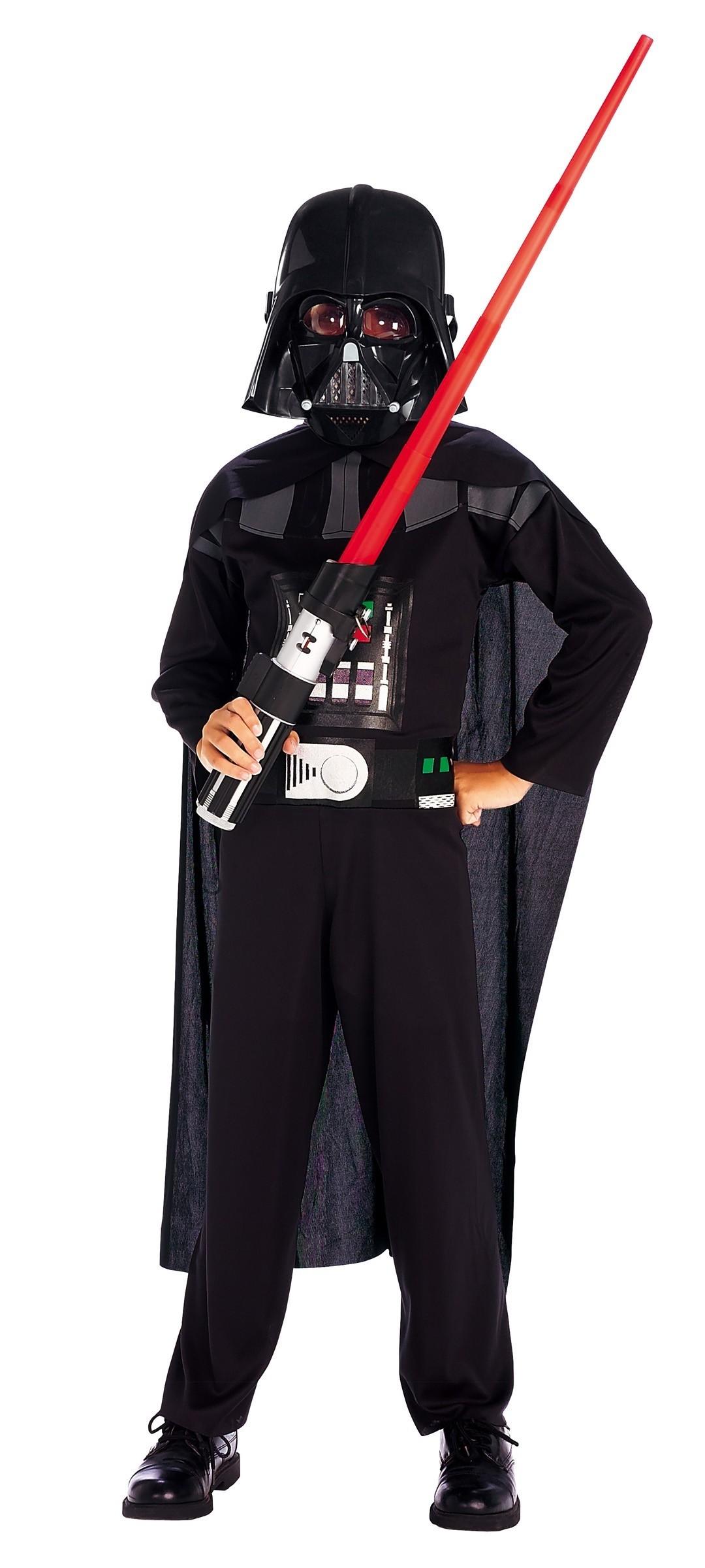 купить Детский костюм Дарт Вейдер (36-38) недорого