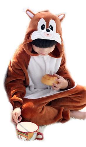 Детская пижама Кигуруми Бурундук (24) кигуруми handywear кигуруми мишка мими