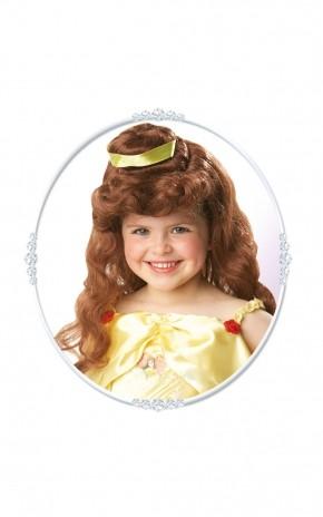 Детский парик Белль (UNI) детский парик золушки из фильма uni