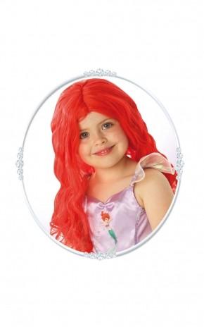 Детский парик Ариэль (UNI) детский парик золушки из фильма uni