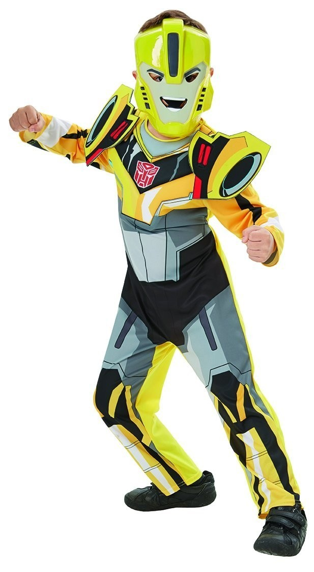 Детский костюм Бамблби Dlx (L) - Киногерои