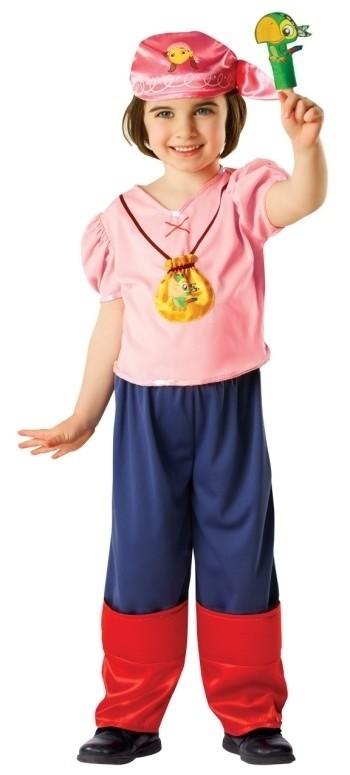 Детский костюм пиратки Иззи (26-28)