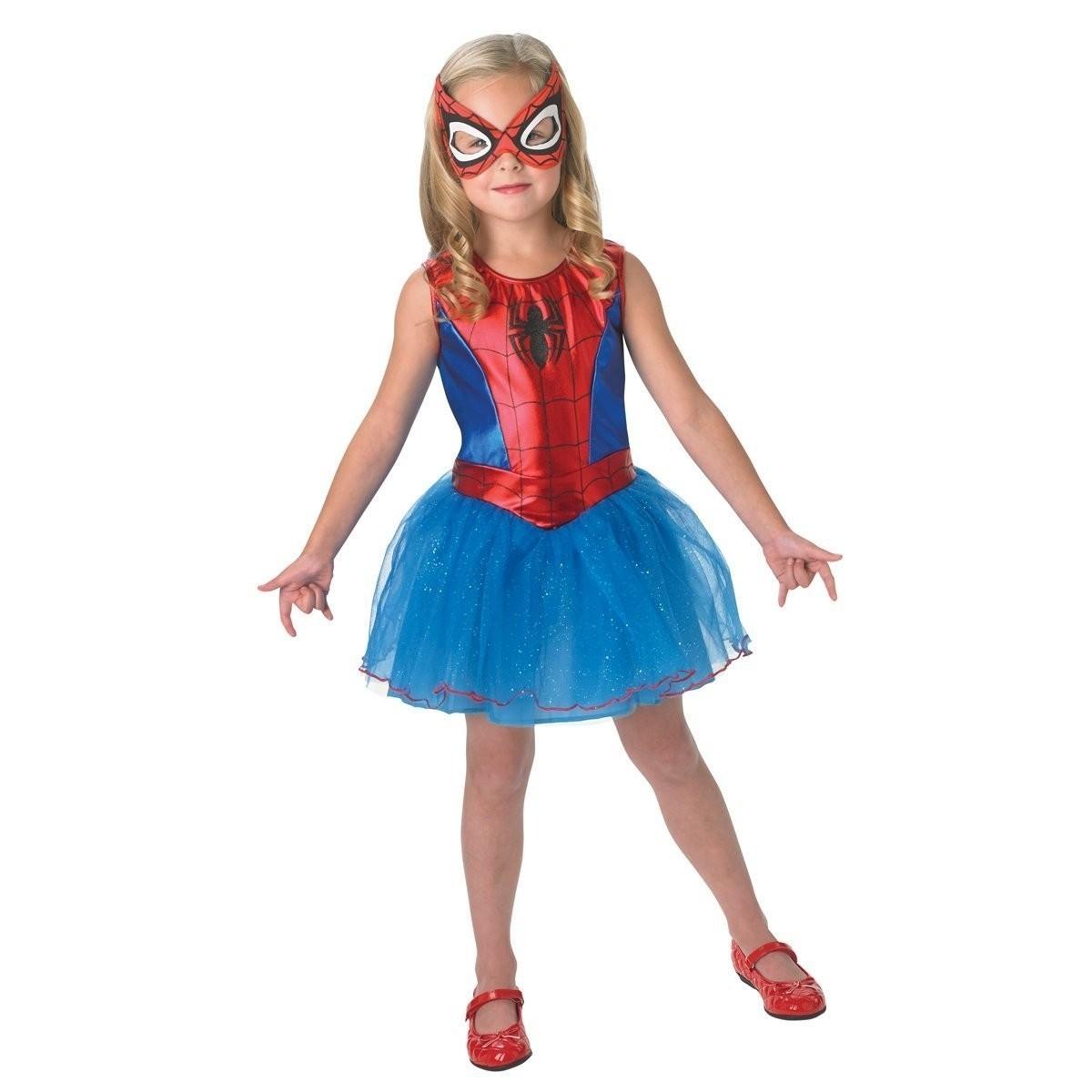 Детский костюм Спайдергерл (L)