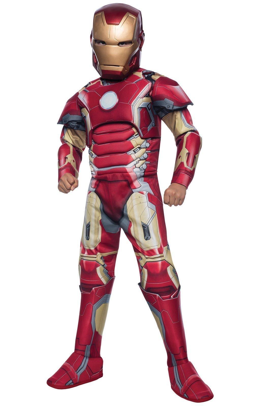Детский костюм Железного Человека Dlx (S) - Киногерои