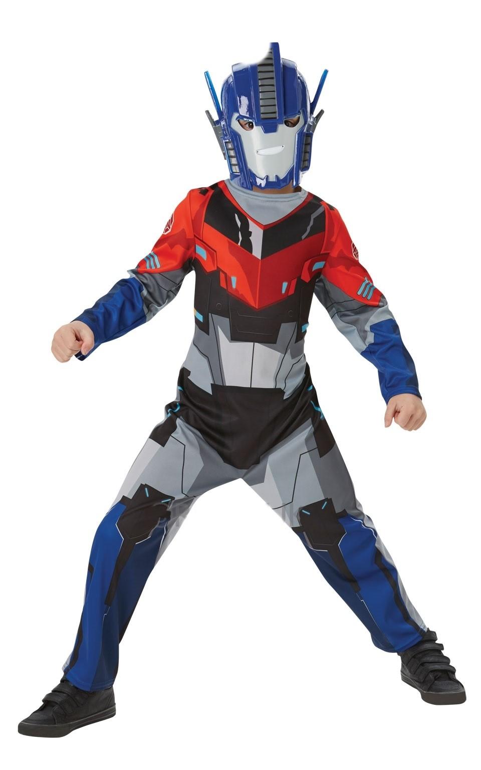 Детский классический костюм Оптимуса Прайма (30-32) детский костюм супермен 30