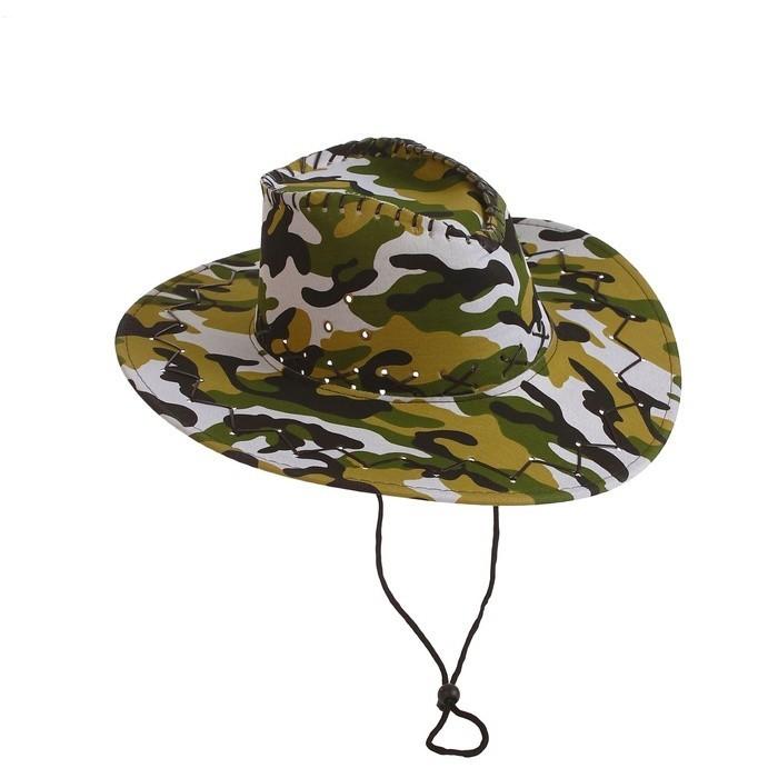 Камуфляжная ковбойская шляпа - Исторические костюмы
