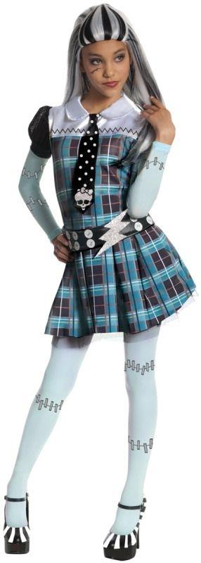 Костюм Фрэнки Штейн из Монстер Хай (32) куклы монстер хай катрин демяу наложенным платежом