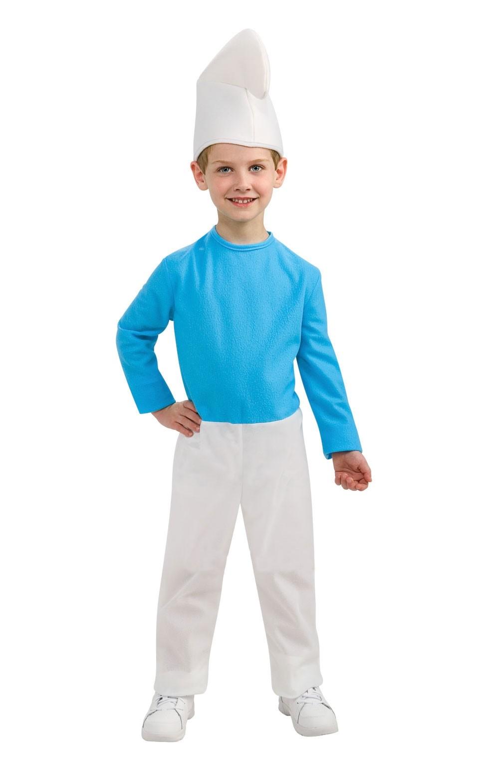 Детский костюм Смурфа (L) от Vkostume