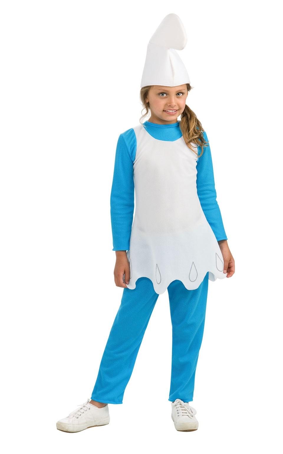 Детский костюм Смурфетты (L) от Vkostume