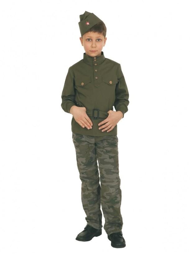 Военный комплект подростковый (34). Производитель: Vestifica, артикул: 1692200019