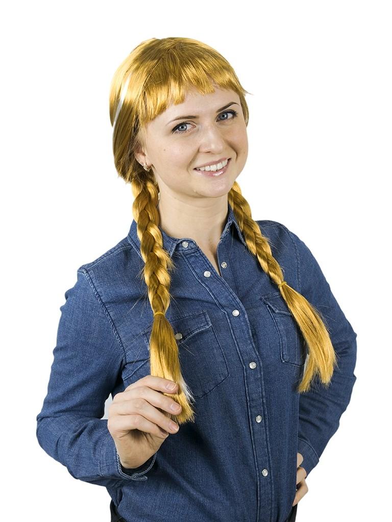 Парик Анны Холодное Сердце (UNI) парик анны холодное сердце uni