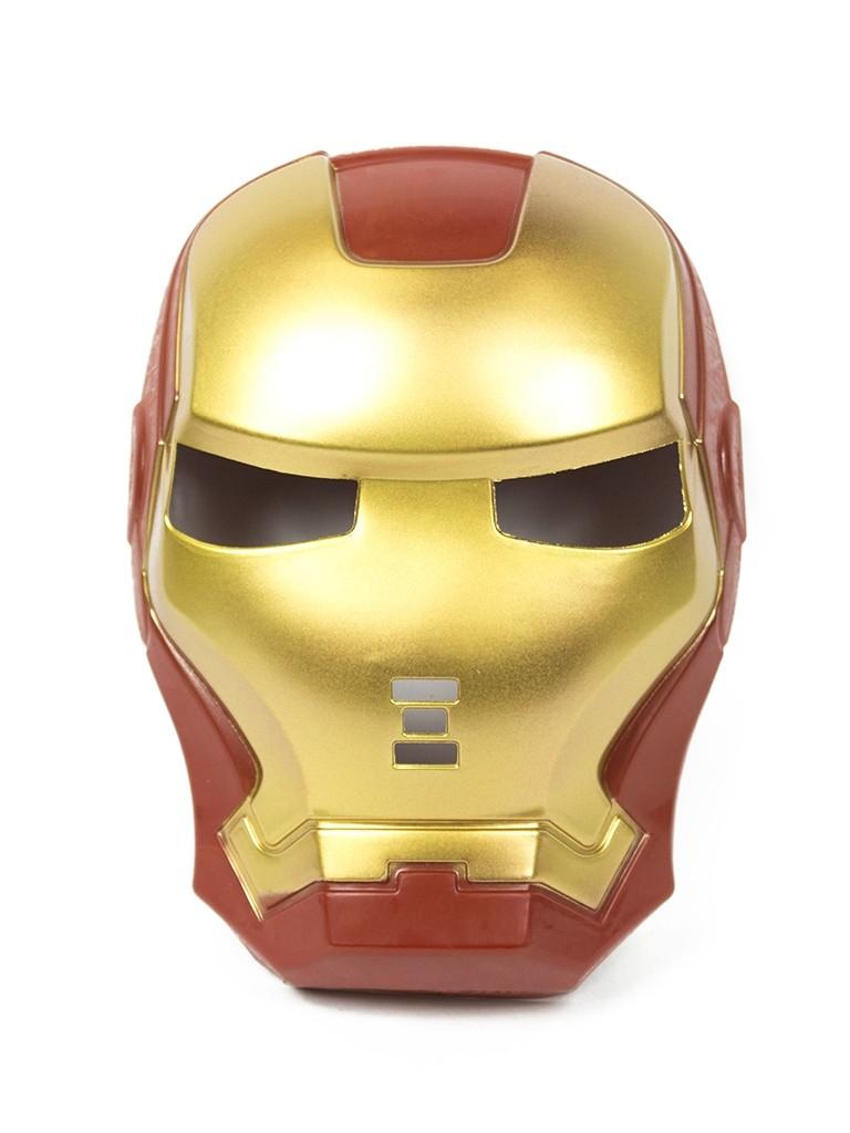 Детская маска Железного Человека - Киногерои