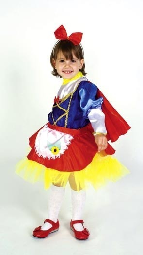 Костюм малышки Белоснежки (30) костюм маленькой снежинки 32