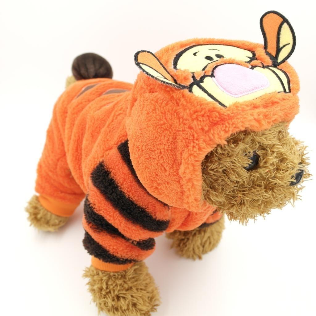 Костюм для собаки Тигра (M)