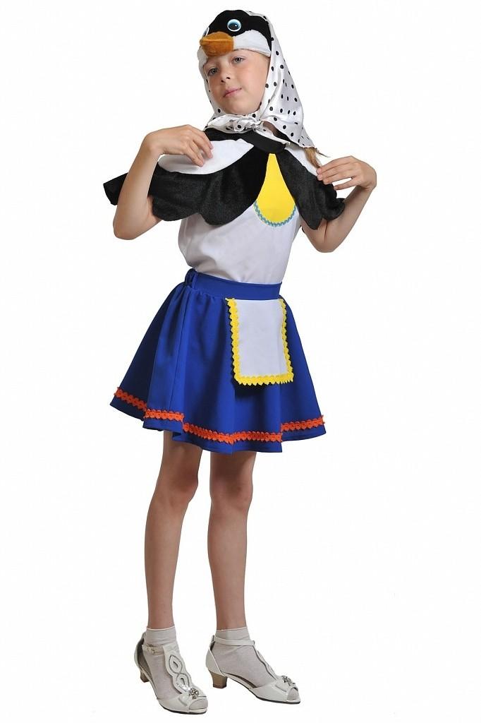 Детский костюм Сороки-Белобоки (28-32) детский костюм арбуза 28 32