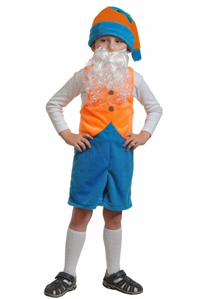 Плюшевый костюм гномика (26)