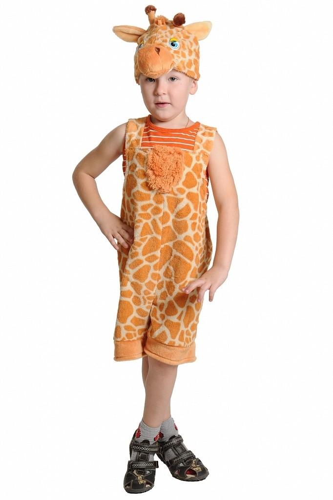 Плюшевый костюм Жирафика (26) - Животные и зверушки, р.26