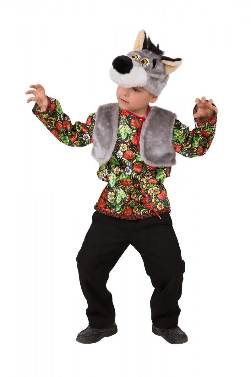 Детский костюм Волка Еремы (28) от Vkostume